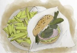 Sisho Burger