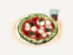 """Pizza is where """"Da Michele"""" is."""