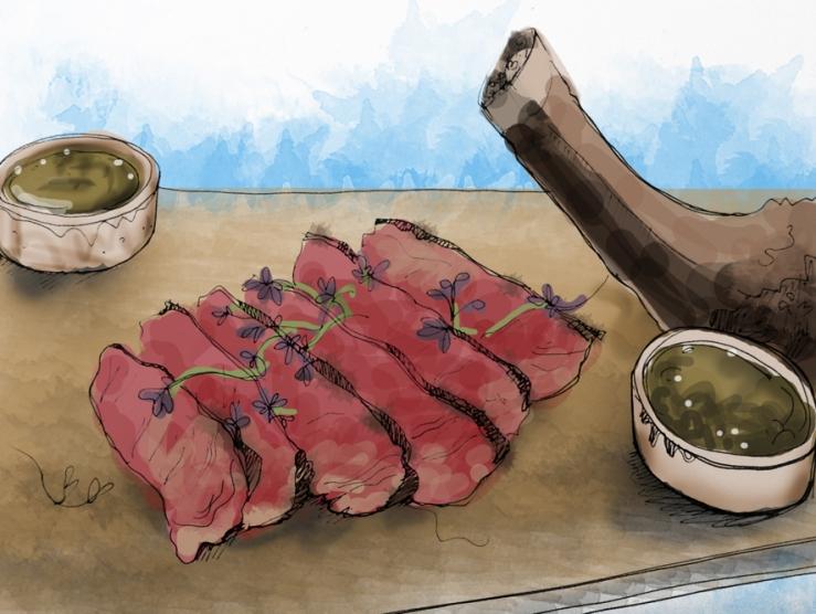 East 57 Beast Steak