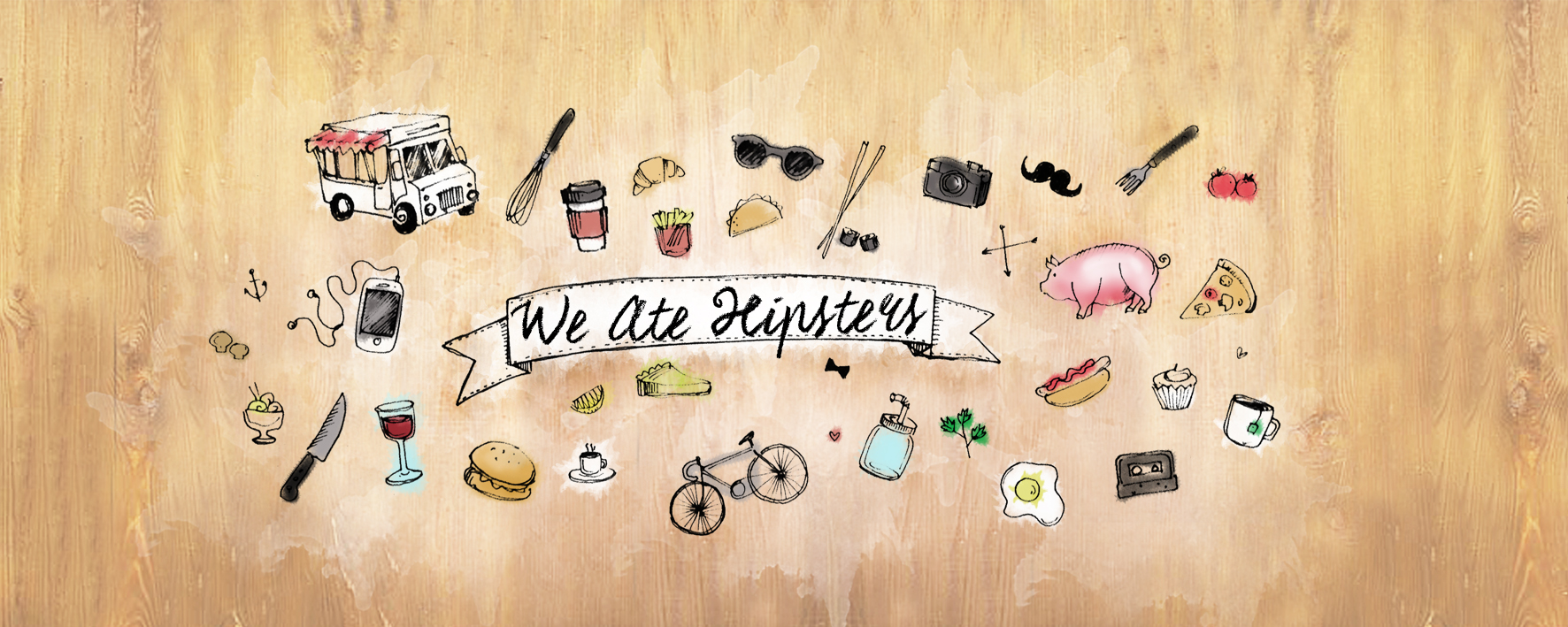 We Ate Hipsters